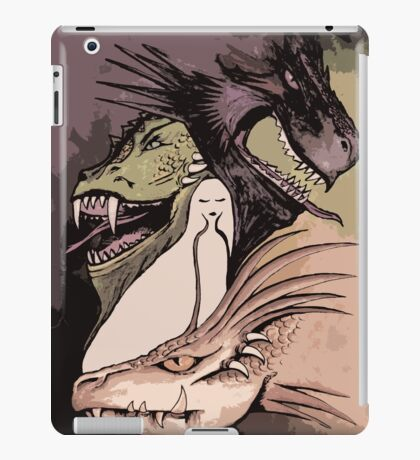 Mother of Dragons *2 iPad Case/Skin