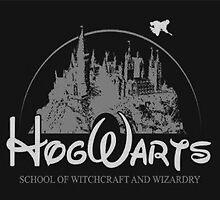 Hogwarts by asdmarisol
