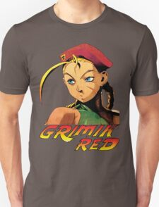 Cammy street fighter T-Shirt