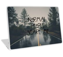 American horror story quotes  Laptop Skin