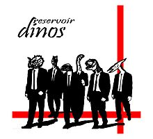 Reservoir Dinos 2 by Roberto A Camacho