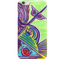 Fish Blend iPhone Case/Skin