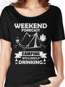 camping marshmallow get toastoed Women's Relaxed Fit T-Shirt
