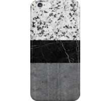 Marble, Granite, and Concrete Abstract iPhone Case/Skin