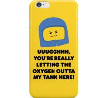 Lego Movie - Benny Quote iPhone Case/Skin