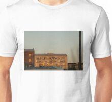 The sun sets on MH Franks Unisex T-Shirt