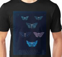 Aid to the identification of insects Charles Owen Waterhouse 1890 V1 V2 150 Various Inverted Unisex T-Shirt