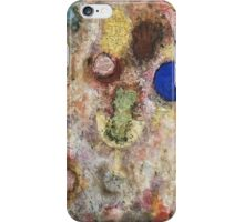 Paul Klee - Magic Garden. Abstract painting: abstract art, geometric, Garden, Magic , lines, forms, creative fusion, spot, shape, illusion, fantasy future iPhone Case/Skin