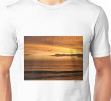 Golden Shores Unisex T-Shirt