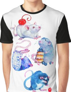 Sweet Rats Graphic T-Shirt