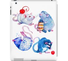 Sweet Rats iPad Case/Skin