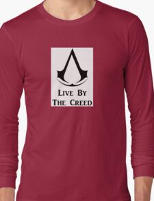Assassins Creed Logo Long Sleeve T-Shirt