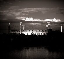 MCG in the Spotlight by Andrew Wilson