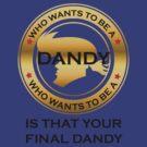 Final Dandy by lucabratsi16