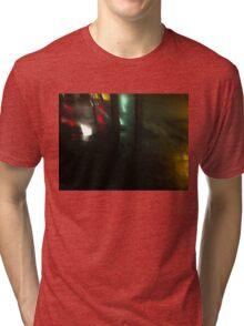 Light painting Tri-blend T-Shirt