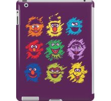 Every colors on Sesame iPad Case/Skin
