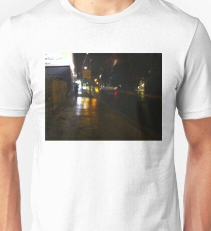 Stormy night Unisex T-Shirt