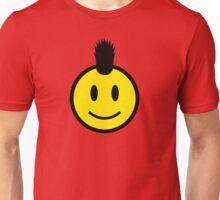 Punk Smiley Unisex T-Shirt