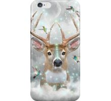 Dream By Day (Rain-deer Dreams) v.2 stormy iPhone Case/Skin