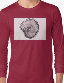 Old Growth Pine from Albion Basin, Utah Long Sleeve T-Shirt