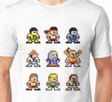 8-bit Mortal Kombat 1 Unisex T-Shirt