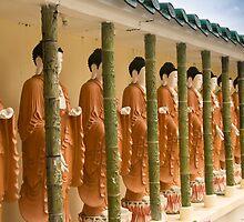 Kek Lok Si statues [1] by Cvail73