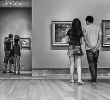 The Art Museum by Mel Surdin