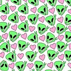 Alien Love | Girl Gang by Crystal Friedman