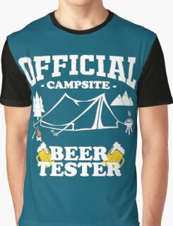 camping marshmallow get toastoed campsite Graphic T-Shirt