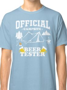 camping marshmallow get toastoed campsite Classic T-Shirt