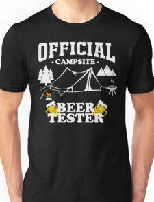 camping marshmallow get toastoed campsite Unisex T-Shirt