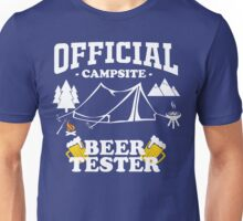 camping marshmallow get toastoed campsite Unisex T-Shirt