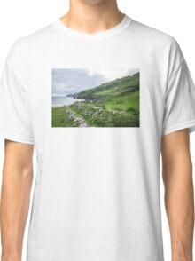 Muckross Coast, Kilcar, Co. Donegal Classic T-Shirt