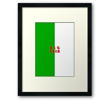 World Cup: Algeria Framed Print