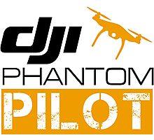 DJI PHANTOM PILOT Photographic Print