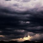 Storm Over Brown Mountain  by Erin Davis