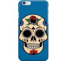 Ornate Skull iPhone Case/Skin
