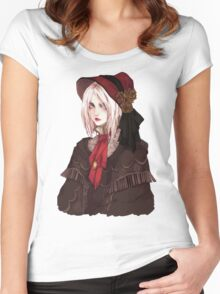 Bloodborne The Doll Women's Fitted Scoop T-Shirt