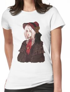 Bloodborne The Doll Womens Fitted T-Shirt