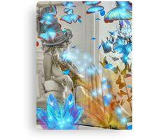Crystal Magic Canvas Print