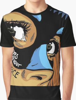 Eyes Without A Face Graphic T-Shirt