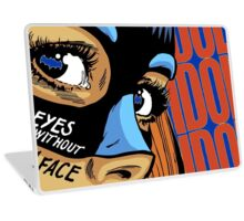 Eyes Without A Face Laptop Skin