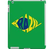 World Cup: Brazil iPad Case/Skin