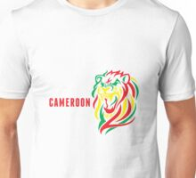 World Cup: Cameroon Unisex T-Shirt