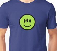 Alien Smiley Unisex T-Shirt
