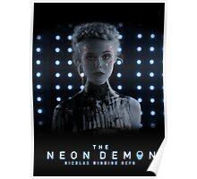The Neon Demon - Elle Fanning Poster