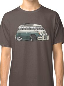 VW T1 23 window cartoon green Classic T-Shirt