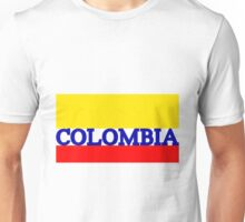 World Cup: Colombia Unisex T-Shirt