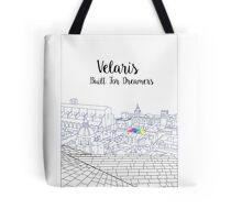 Velaris - a Court of Mist and Fury Tote Bag