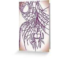 The Amazing Spider-Man 2 WEBS Greeting Card